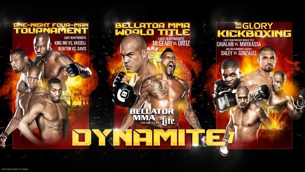 The Return of Kimbo Slice | MMA News from Bellator