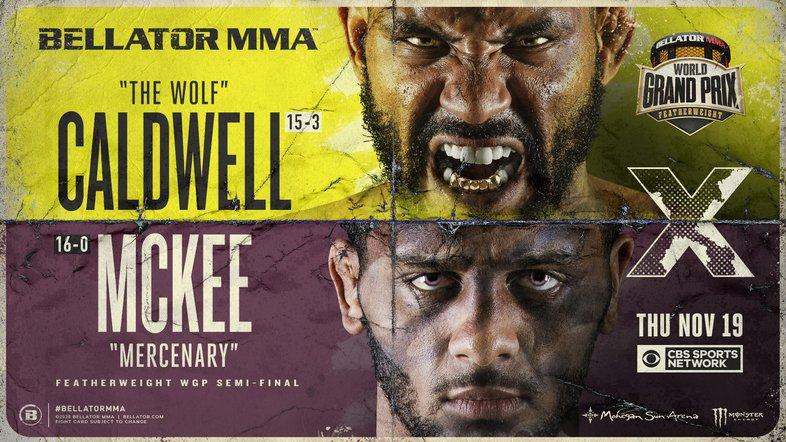 Bellator 253: Caldwell vs. McKee Reddit MMA Streams Live