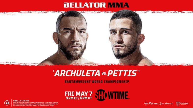 Bellator 258: Archuleta vs. Pettis Reddit MMA Streams Live