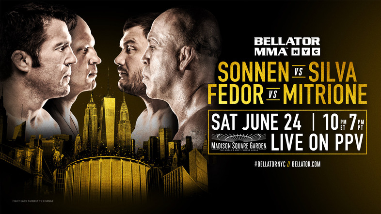 Image result for bellator nyc