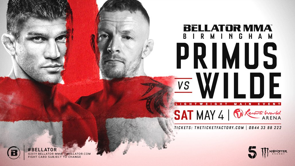 BELLATOR ANNOUNCES DEBUT EVENT IN BIRMINGHAM | MMA News from Bellator